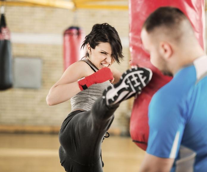 Defensa personal: Clases de Marathon Gym