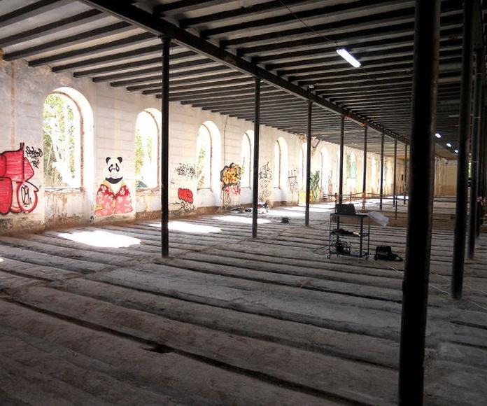 Escola Oficial d'Idiomes de Tarragona: Edificios EOI y Alambins
