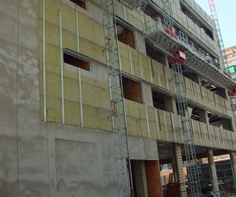 Reformas de tejados: Servicios de Construcciones I.M. 2000