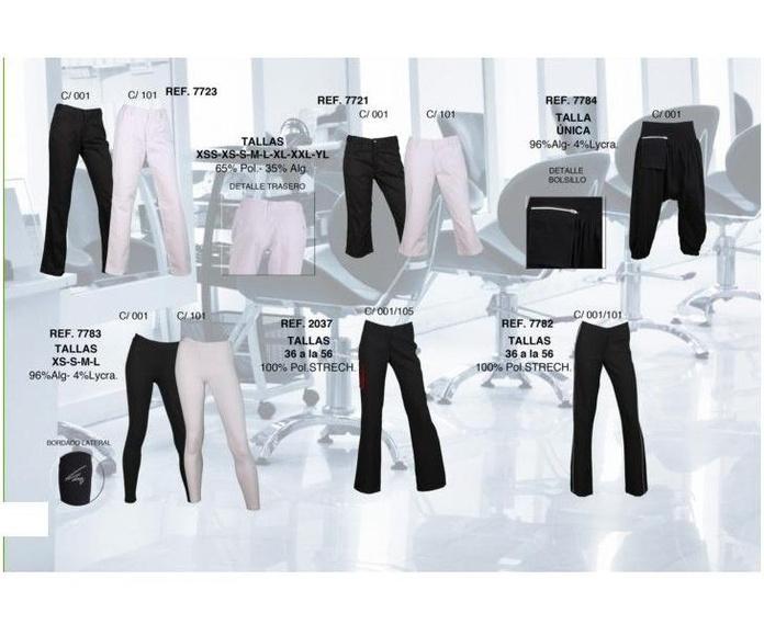 Pantalones: Ropa de Trabajo de Uniformespuntocom-grancanaria