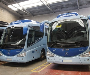 Empresa de alquiler de autobuses en Guipúzcoa