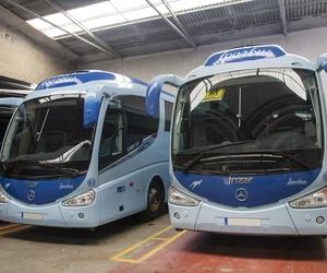 Empresa de alquiler de autobuses en Guipúzcoa