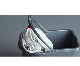 Limpieza y mantenimiento de comunidades: Servicios de limpieza de mante de Limpieza Achaman