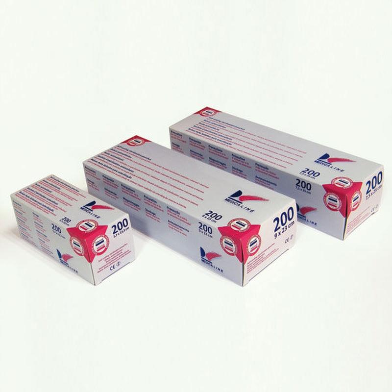 Bolsa esterilizar con autocierre   200und : Productos de PLUS CLINIC