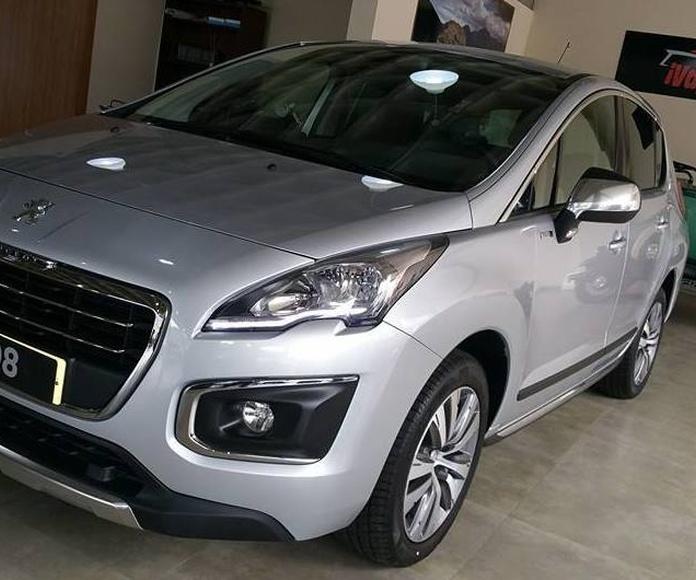 Nuevo Peugeot 3008: Coches de ocasión  de VAYA COCHES SL