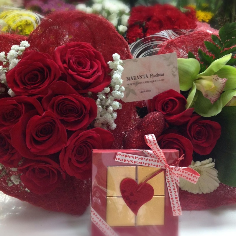 Bouquet variados : Catálogo de Flores Maranta