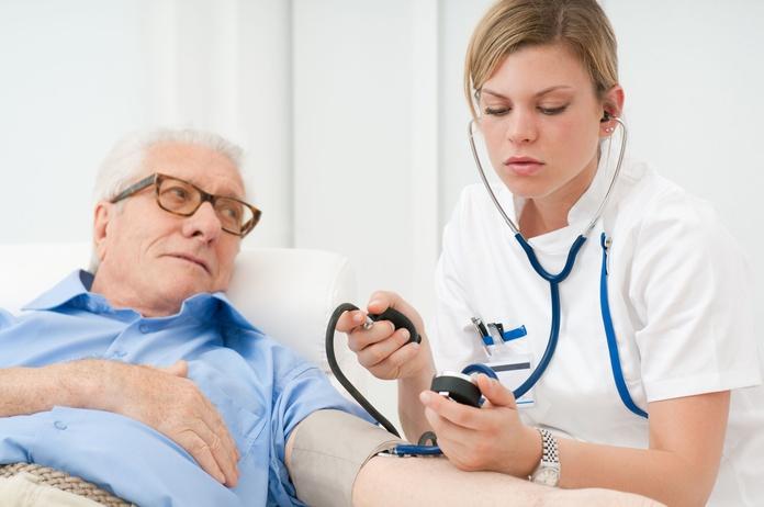 Enfermería: Servicios de Residència Gran Via Parc