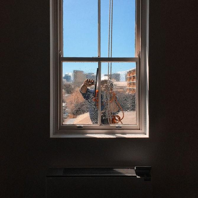 ¿Cómo limpiar las ventanas de PVC?