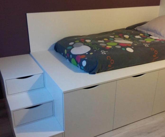 Dormitorios juveniles Santiago de Compostela