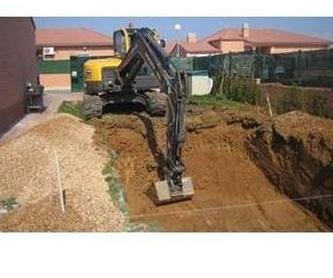 Construcciones de obra nueva: Servicios de Construcciones y Excavaciones Andrés Vila