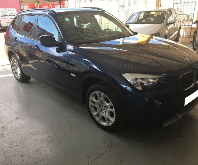 BMW X1 sDrive18d: COCHES DE OCASION de Navirent-Automóviles Parque Mediterráneo
