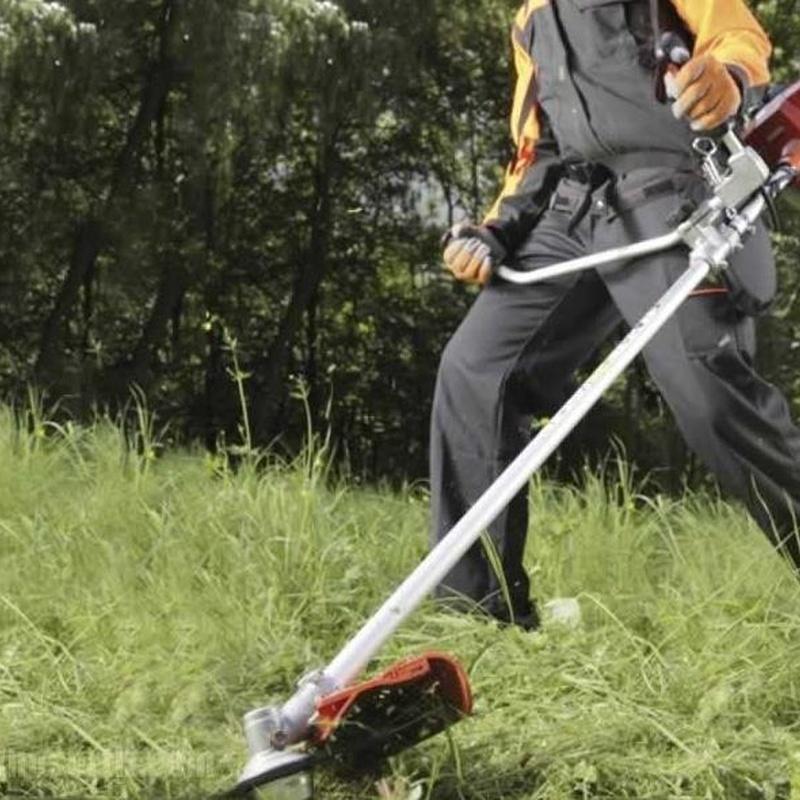 Desbroce de parcelas y limpieza de terrenos: Servicios de Jardiart