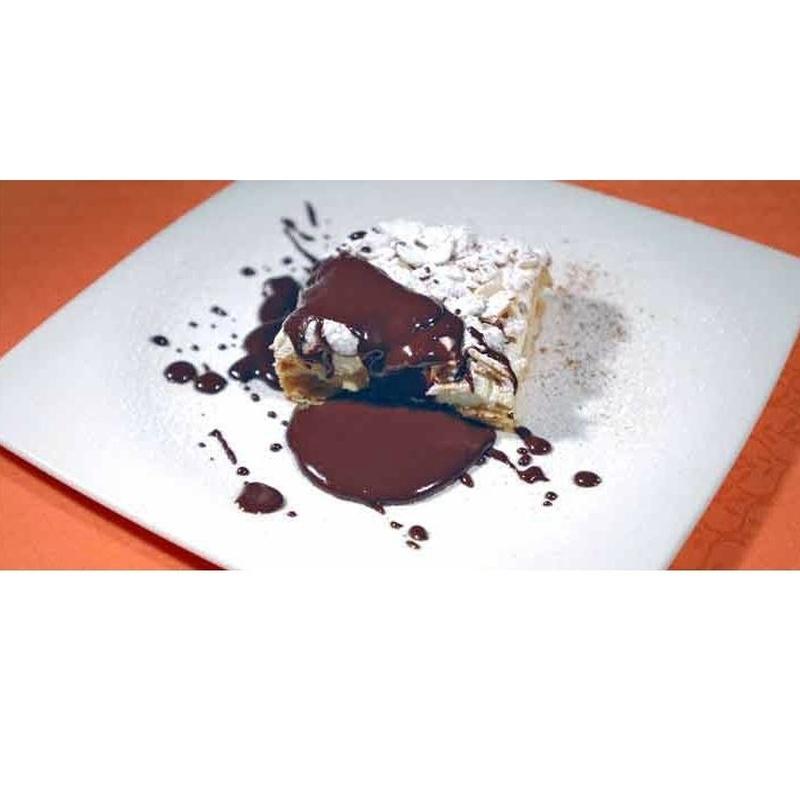 Menú Degustación: Cartas y menús de Restaurante Artebakarra