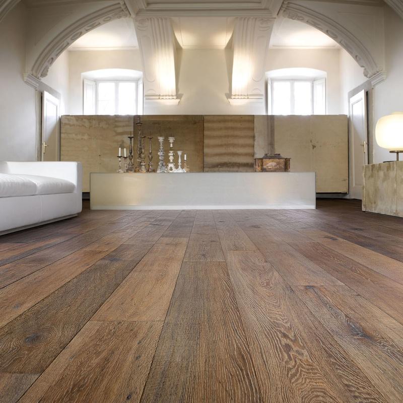 Suelos de madera Listone Giordano