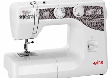 Máquina de coser Elna 1000 Sew Zebra