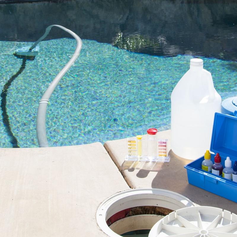Productos para piscinas: Servicios de Jardimec