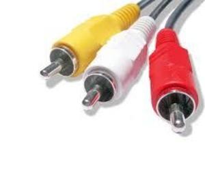 cables y conectores de audio video