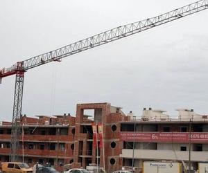 Venta y alquiler de grúas torre en Murcia