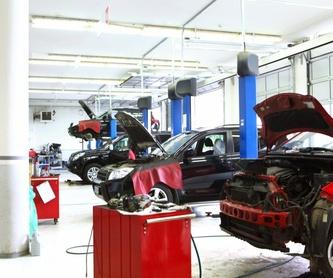 Venta de vehículos de ocasión: Servicios y Venta de Talleres E. Cruces