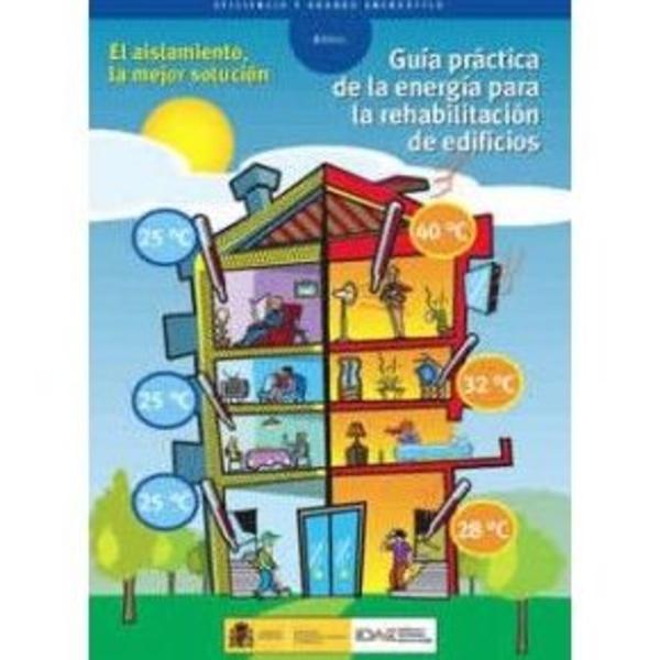 Guía práctica de la energía para la rehabilitación de edificios. El aislamiento, la mejor solución