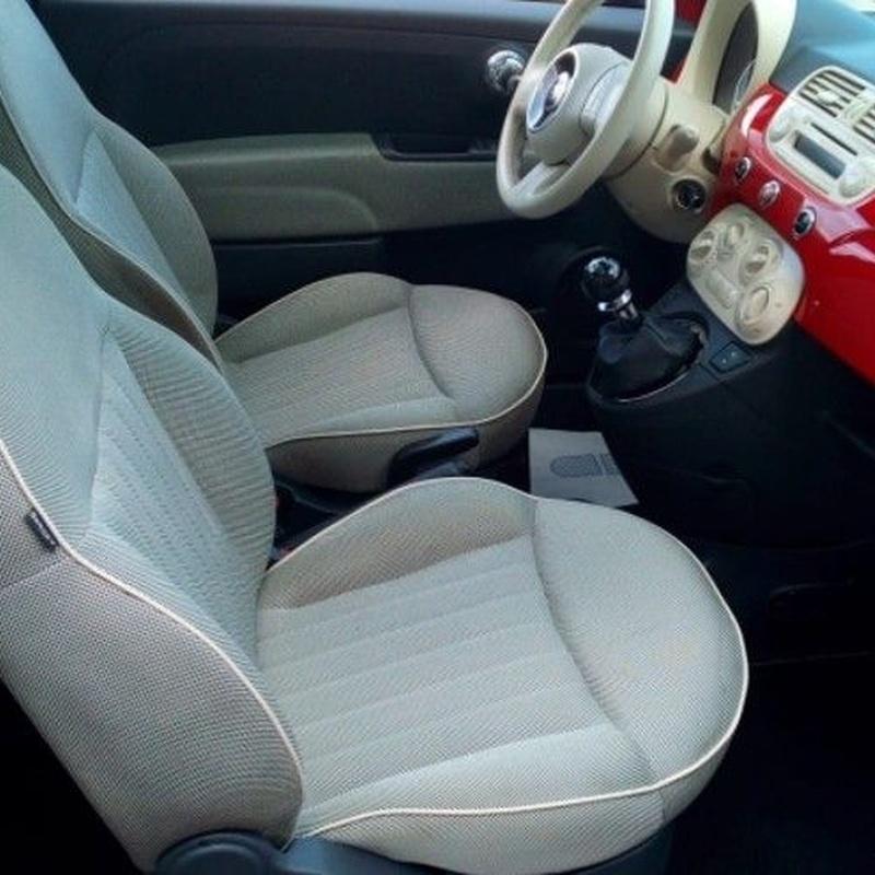 Fiat 500 1.2: Coches de Evolutions Cars