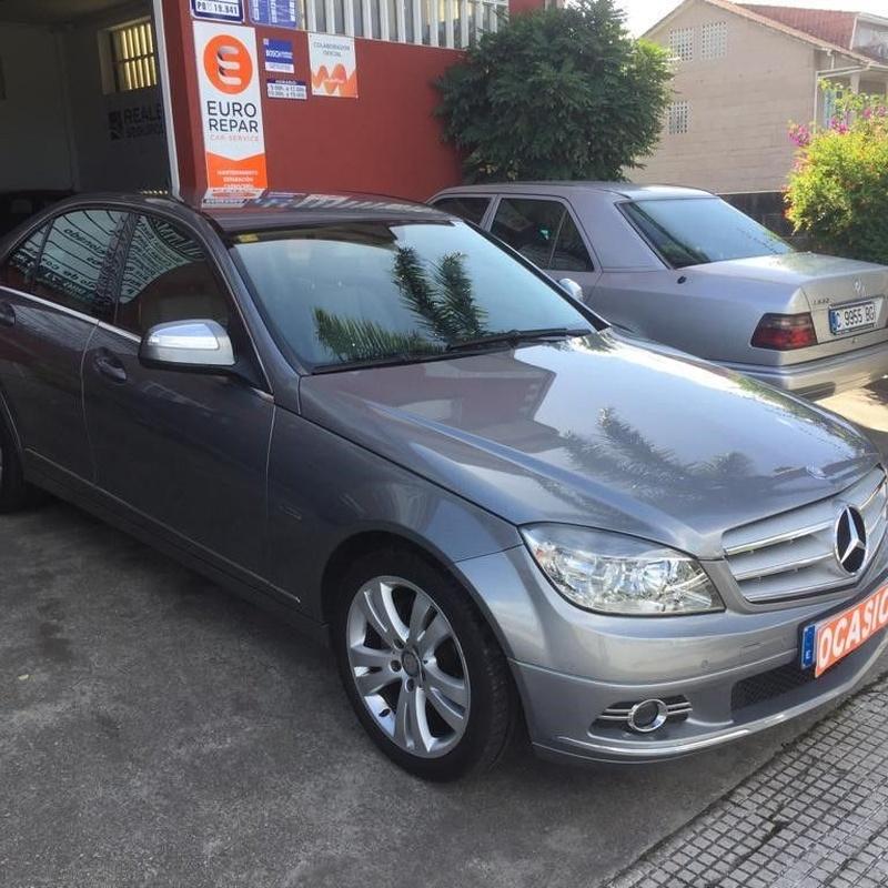 Mercedes Benz Clase C 220CDI:  de Ocasión A Lagoa