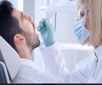 Endodoncia: Servicios de CEO Clínica Dental