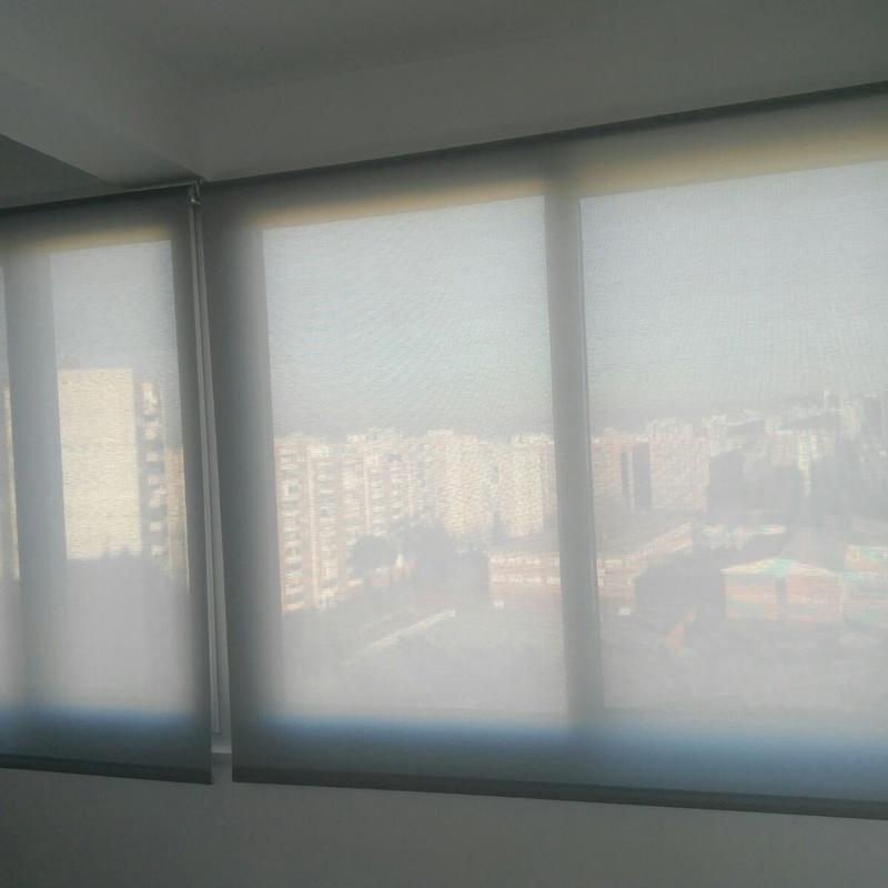 Estores y cortinas: Catálogo de Alféizar