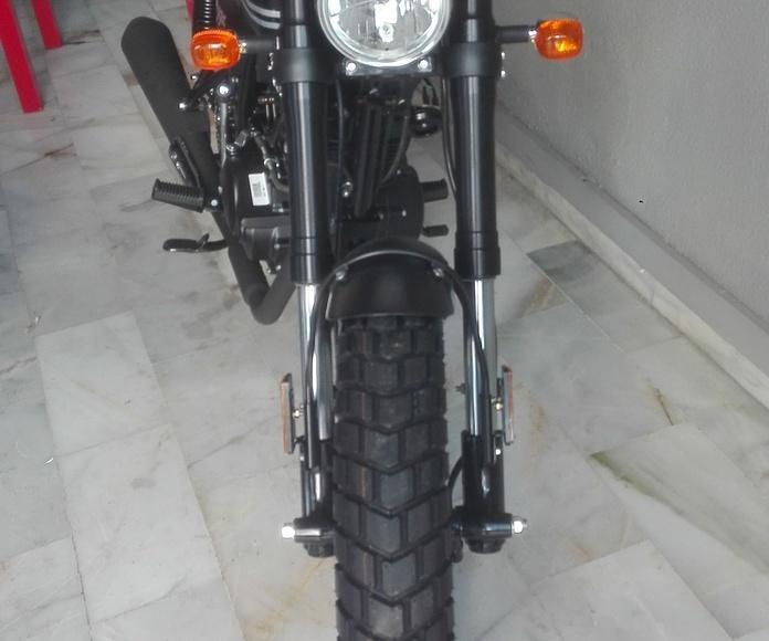 Venta de motos nuevas de todas las marcas: Servicios de Motowences