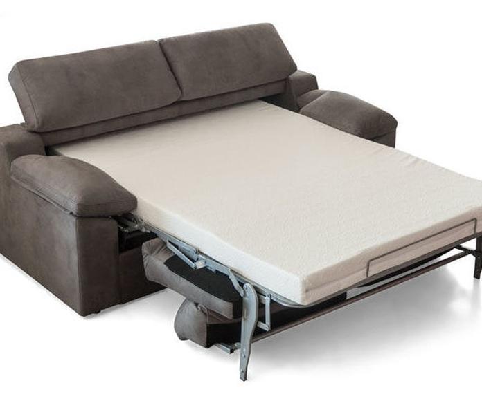 Sofá cama sistema apertura Italiano de 208