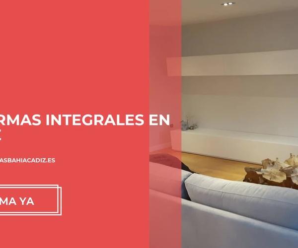 Empresas de reformas en Cádiz | Reformas Bahía