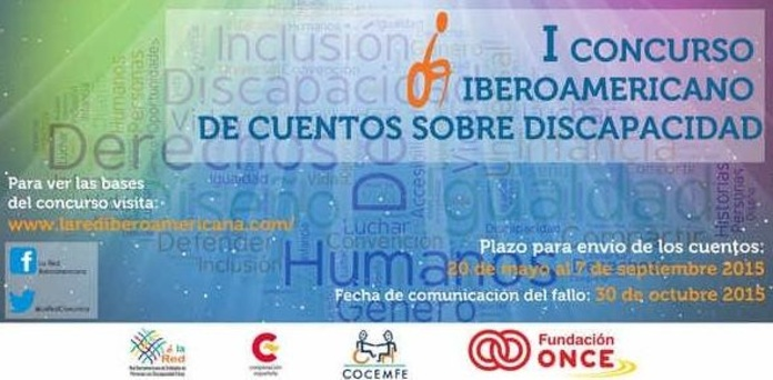 1º Concurso Iberoamericano de cuentos sobre Discapacidad