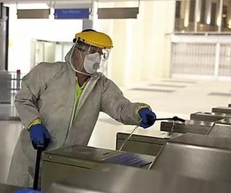 Tratamiento de Ozono y UV: Tratamientos de Anfe Limpieza y Desinfección