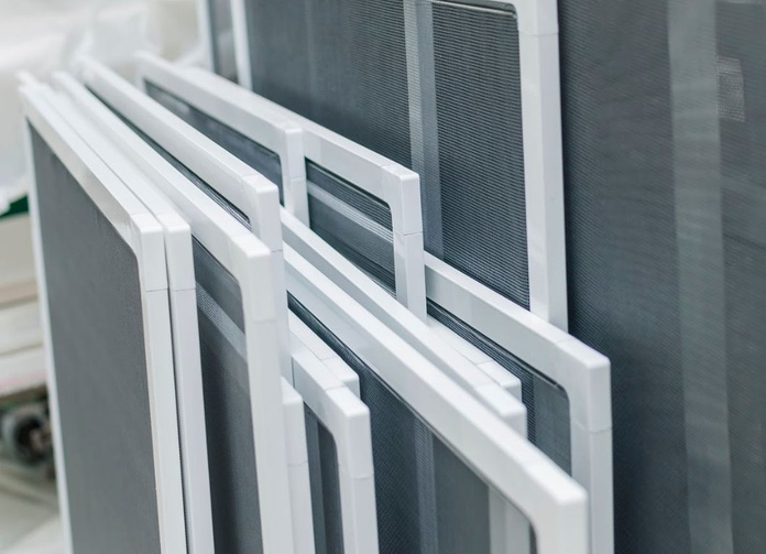 Mosquiteras: Servicios de Aluminios Tecfuer