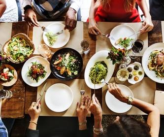Eventos: Carta de Restaurante Ca Javi