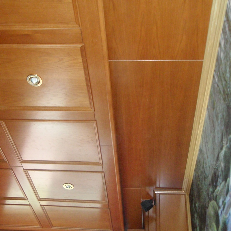 Artesonado techo