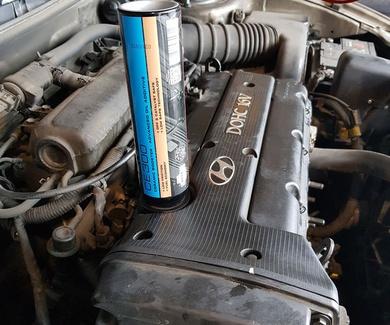 Hyundai Coupe - Juntas