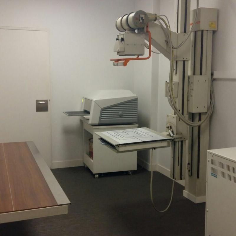 Diagnóstico por imagen: Radiología digital, ecografía: Servicios de PROSAUDE CAMBADOS POLICLÍNICA