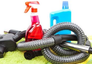 Suministros de material de limpieza