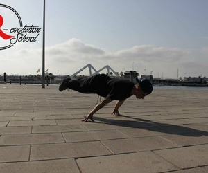 Clases de calistenia y street workout