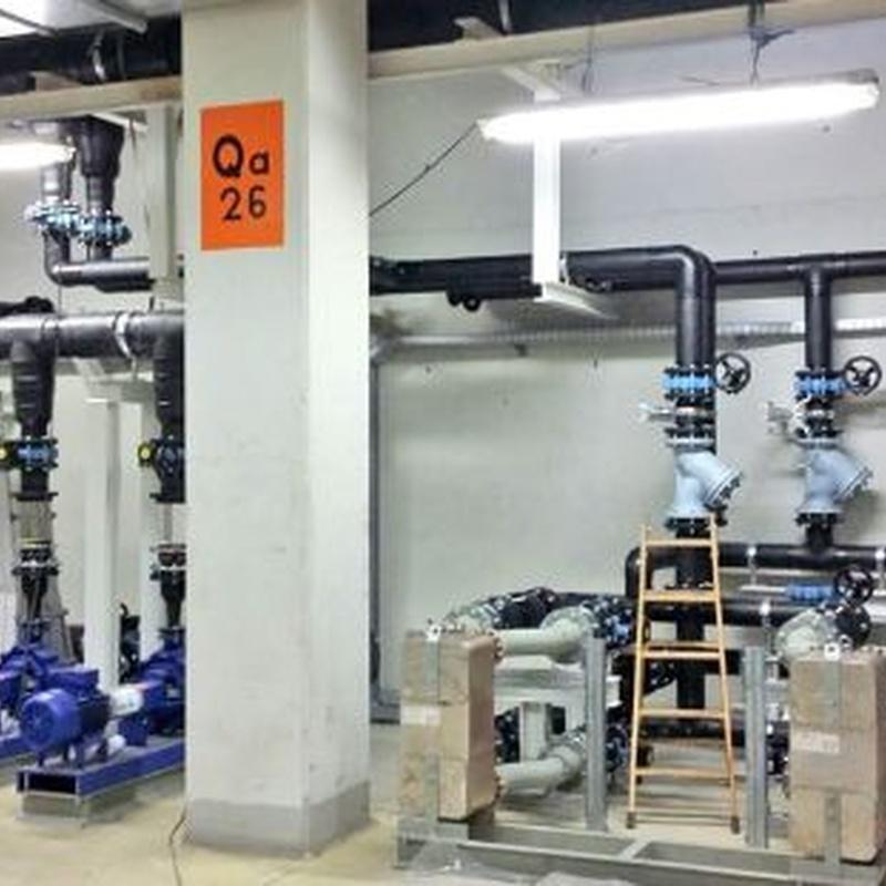 Servicios industriales, montaje y mantenimiento: Servicios de Plásticos Tolosa