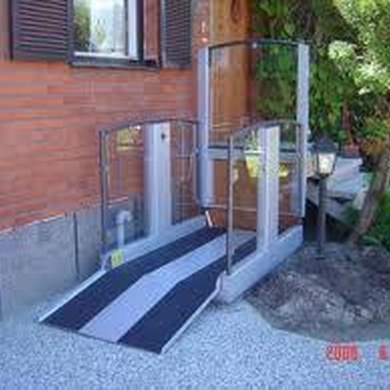 eliminación barreras arquitectónicas Asturias Grúas Sertiber, S.L.