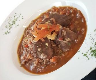 Arroces secos: Nuestros Arroces de Cafetería Restaurante La Victoria