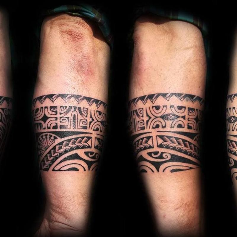 Tatuajes polinesio Madrid