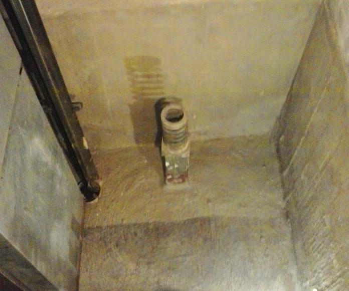 Impermeabilizacion de fosos de ascensor oviedo