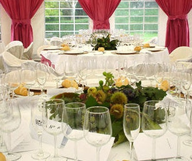 Restaurante para bodas en el valle del Batzán