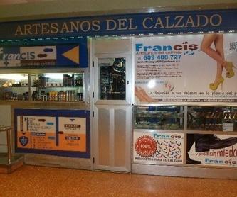 Arreglos de otros artículos: Servicios de Francis Artesanos del Calzado