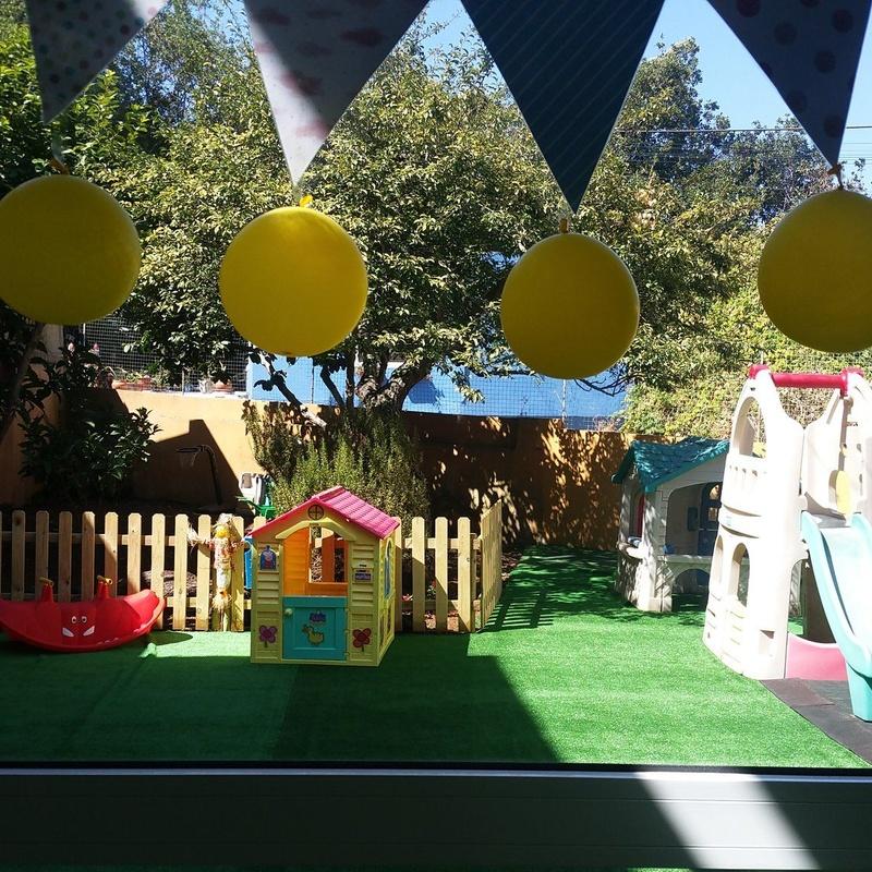 Parque de recreo: Catálogo de Happy Kinder Tenerife