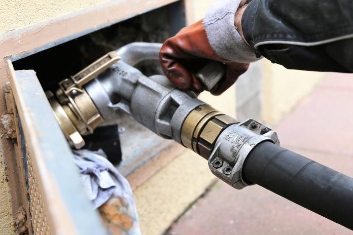 Venta de gasóleo: Servicios de Gasóleo Martín
