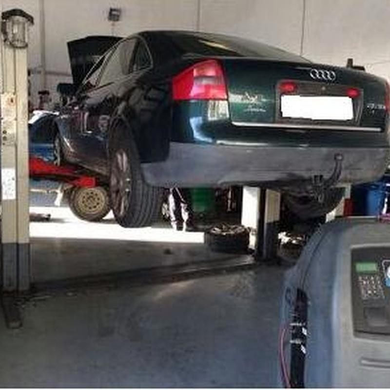 Neumáticos  Nuevos y de ocasión: Servicios de Talleres Portillo
